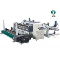 Buy cheap Automatic Corrugated Sheet Cutting Machine , Paper Rewinding Machine Run Smoothly from wholesalers