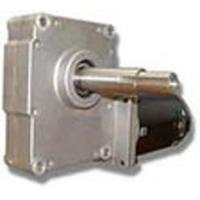 Buy cheap Die Casting Worm Wheel Geared Dc Motors With Mcp2 Brake Removable Brush Bronze Worm Wheel Material from wholesalers