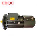 Buy cheap Three Phase Induction Motor Aluminum Hoist IP55 Electromagnetic Braking Motor from wholesalers