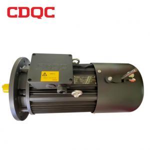 Wholesale Three Phase Induction Motor Aluminum Hoist IP55 Electromagnetic Braking Motor from china suppliers