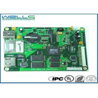 Buy cheap One Stop Service Industrial PCB Assembly FR4 Base Material With PCBA Test from wholesalers