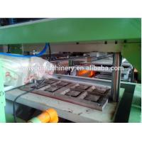 Buy cheap Low Noise Paper Egg Tray Machine , Egg Box Making Machine Paper Apple Tray from wholesalers