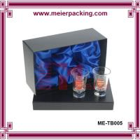 Buy cheap High end paper box for glass cup, crystal cup paper packaging box ME-TB005 from wholesalers