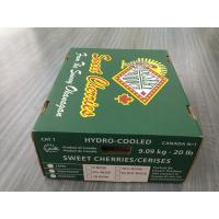 Wholesale Recycled high quality cheap full color printing carton fruit box from china suppliers