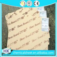Buy cheap High quaity for factory making 1.0Mx1.50M Cellulose insole board avalible printed custom logo from wholesalers