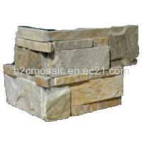 Buy cheap Cultural Stone Conner Yellow Color product