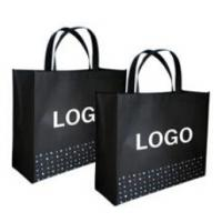 promotional pp non woven bag for shopping