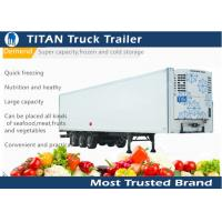 Buy cheap Thermo King 20ft 40ft 53ft carrier trailer refrigeration For Frozen Food Transportation from wholesalers