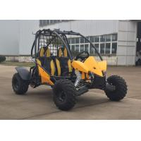 Buy cheap Plastic Cover Dune Buggy for Funny Toy , Kids Gas Electric Go Kart Two Wheels Drive from wholesalers