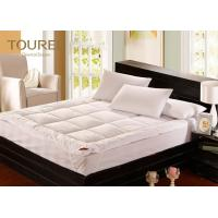 Buy cheap 34 X 54 Inch Premium Towelling Mattress Protector Sheet With Ultra Soft Poly - Brush Surface from wholesalers