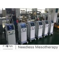 Buy cheap No Surgery Needle Free Mesotherapy Machine , RF Ultrasound Skin Tightening Machine from wholesalers