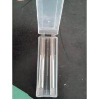 Buy cheap High precision stainless steel taps used to install threaded inserts from wholesalers
