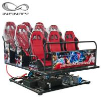 Wholesale Multiplayer Six Seats Mobile Truck Cinema Special Effects 5D 7D Movie from china suppliers