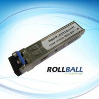 Buy cheap Digital Diagnostic Monitoring, 155Mbps TR x 1550nm 120KM SFP Fiber Transceiver Module from wholesalers