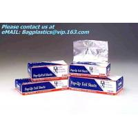 Buy cheap kitchen alunimium foil, plastic bags, packaging bags, poly bags, bags on roll, sacks from wholesalers