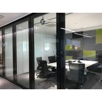 Buy cheap Glass Room Dividers Operable Folding Partition Walls Less Then 3 M Height from wholesalers