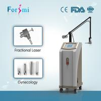 Multifunctional 3 in 1 Cutting, Fractional and Vagina Fractional CO2 Laser Machine, rejuvenation, lift
