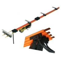 Buy cheap Small Space Overhead Busbar System 3P 4P Conductor Copper Seamless Trunking Power Pipe from wholesalers