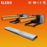 Buy cheap BLKMA Spiral Pipe Ovalizer, oval duct forming machine from wholesalers