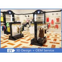 Buy cheap Luxury European Style Easy Install Kids Clothing Store Furniture from wholesalers