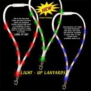 Wholesale flash lanyard, LED lanyard, blinking lanyard, flashing lanyard,light up lanyard from china suppliers