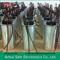 Buy cheap GH CBB65 ac motor run capacitor factory low voltage Supco Universal A/C Compressor Capacitor 40 MFD X 370 Volts Round product