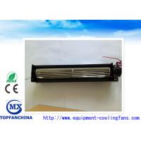 Cross Flow Fridge Cooling Fan For Chillers , Heaters / 30 x190 mm Small Tangential Fan Manufactures