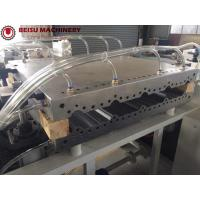 Buy cheap 55KW Extruder Power Plastic Sheet Production Line Double Screw Design from wholesalers