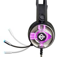 Buy cheap AJAZZ AX360 3.5mm Stereo Gaming Headset On Ear Headphones with Microphone Noise Canceling Colorful LED Lights Volume Con from wholesalers
