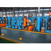 Buy cheap High Speed Precision Tube Mill  , Carbon Steel Welded Pipe Making Machine from wholesalers