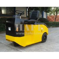 Buy cheap 2t battery tow tractor for heavy-duty cargo electric tow tractor (with trailer) from wholesalers