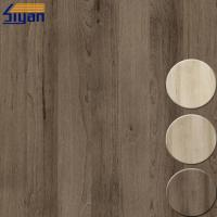 Buy cheap Wood Grain PVC Decorative Foil For Indoor Furniture Laminating , Non Adhesive from wholesalers