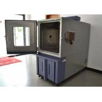 Buy cheap 33% Energy saving Military constant temperature and humidity chamber from wholesalers
