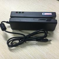 Buy cheap Portable Plug And Play Magnetic Strip Card Reader Writer For Credit Card MSR900S from wholesalers