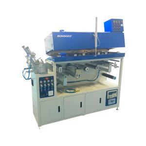 Wholesale 0.5-2m/min Speed Coating Surface Lab Coater Machine , Hot Melt Lamination Machine from china suppliers
