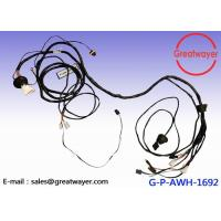 16 Pin Automotive Wiring Harness GXL 10AWG Socket  DC Plug 5.5x2.1 Power Manufactures