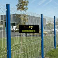 Buy cheap Vinyl Coated Garden fence,PVC Coating Welded Wire Mesh Fence,China Anping suppliers from wholesalers