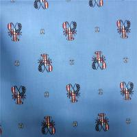 Buy cheap Small Shrinkage Cotton Polyester Fabric , Easy Dyeing Poly Cotton Material from wholesalers