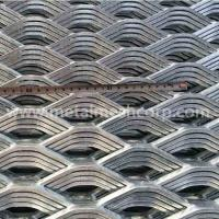 China Hot dipped galvanized expanded metal grating on sale