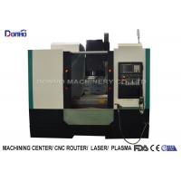 Buy cheap M30 DHVMC850 CNC Milling Machine Belt Spindle Auto Power Off System from wholesalers