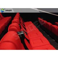 Wholesale 3D Cinema System 3D Stereo Movie Real Leather Motion Chair from china suppliers