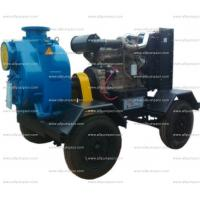 Buy cheap Self-Priming Solids Handling Trash Pump from wholesalers