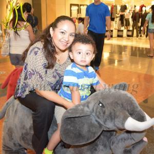 Hansel plush animals motorized guangzhou hansel electronical animal ride Manufactures