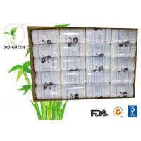 Buy cheap Organic Flushable Bamboo Nappy Liners For New Borns Customized Color Available from wholesalers