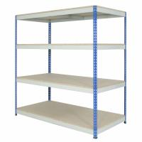 Buy cheap China Best Quality 5 Tier Metal Rack Boltless Garage Warehouse Storage Rack from wholesalers