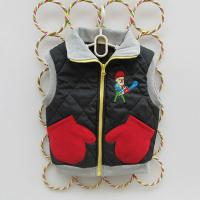 Buy cheap free sample branded stocklot garments kids clothes waistcoat wholesale clothing baby china from wholesalers