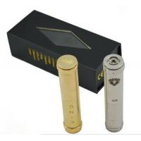 Stainless steel mechanical mod e cig king mod clone