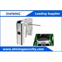 Wholesale Intelligent Tripod Turnstile Barrier GateWith Voice Prompt And Display Screen from china suppliers