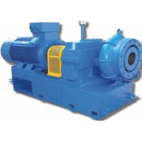 Single Stage High Speed Centrigugal  Turbine Electric Vacuum Pump With Overhung Structure