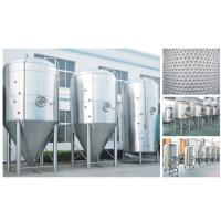 Buy cheap Stainless Steel 304 / 316L Beer Brewery Brewing Brew Fermenter Tanks from wholesalers
